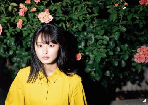 【遠藤さくらキャプ画像】ファッション雑誌の専属モデルに抜擢された乃木坂アイドル 79