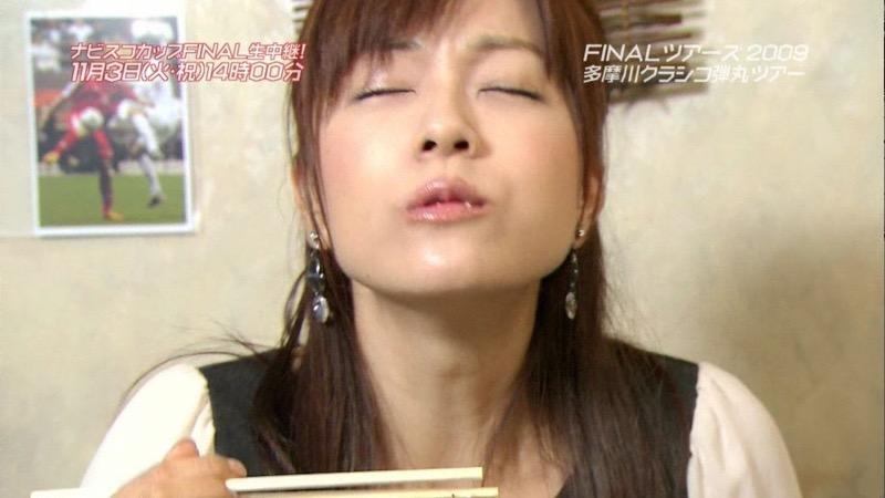 【女子アナハプニング画像】オッパイのラインが出てたりフェラ顔してたりのエロ画像 60