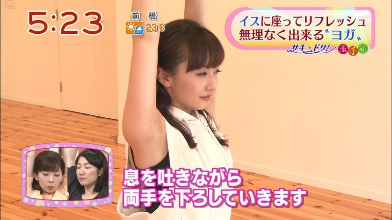 【女子アナハプニング画像】オッパイのラインが出てたりフェラ顔してたりのエロ画像 74