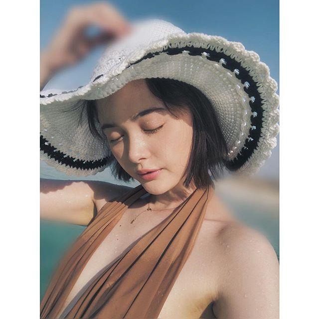 【玉城ティナエロ画像】「美少女すぎて息ができない」とか呼ばれてるハーフモデルwww 44
