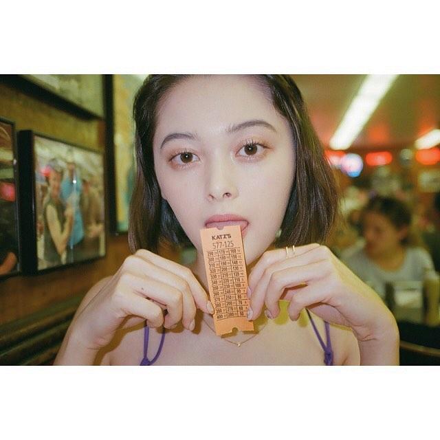 【玉城ティナエロ画像】「美少女すぎて息ができない」とか呼ばれてるハーフモデルwww 45