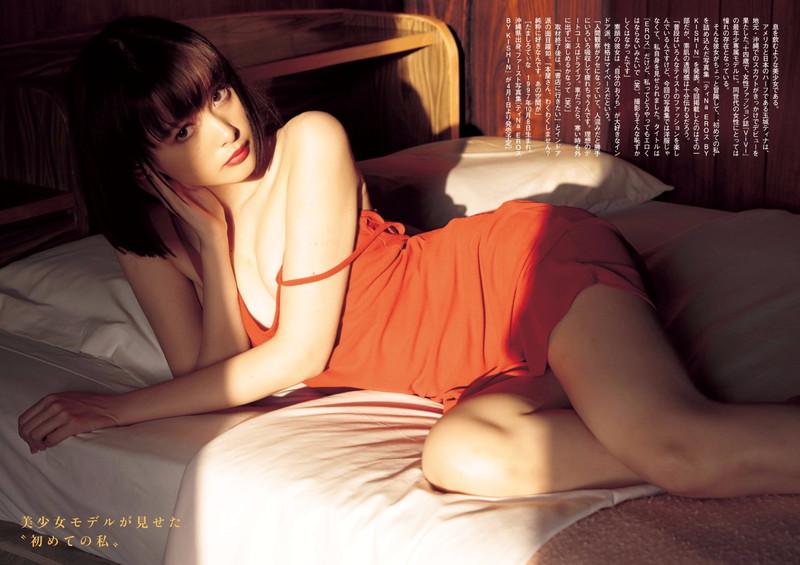 【玉城ティナエロ画像】「美少女すぎて息ができない」とか呼ばれてるハーフモデルwww 80