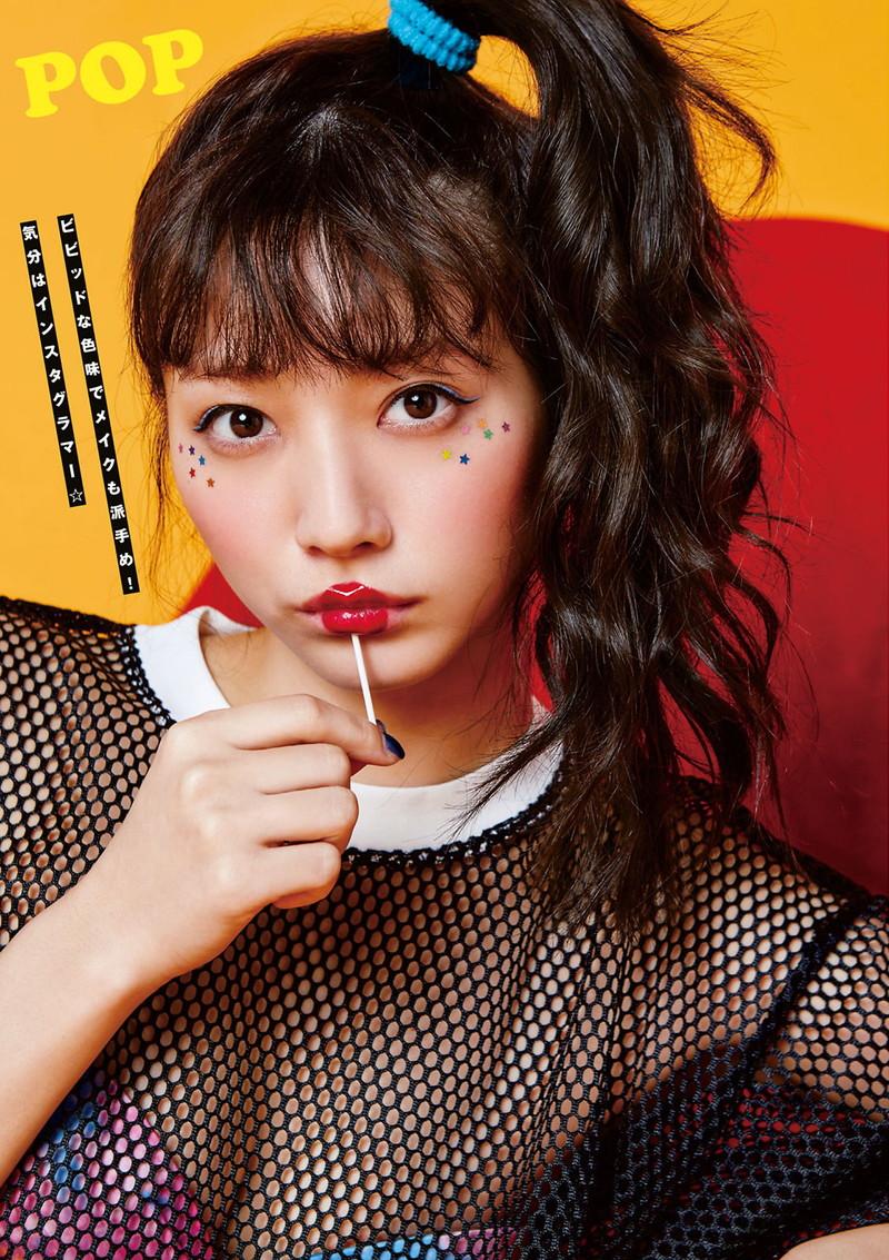 【山口はのんエロ画像】夢見るアドレセンス所属のスタイル抜群な美少女アイドル 42