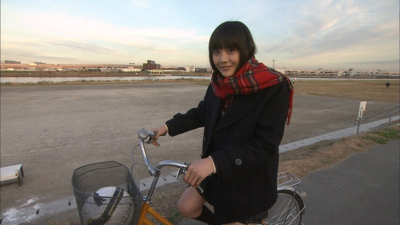 【松井愛莉キャプ画像】ケータイ欲しさにオーディション受けたら合格した女の子w 35