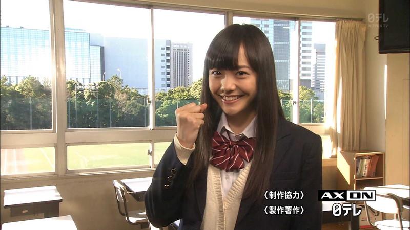 【松井愛莉キャプ画像】ケータイ欲しさにオーディション受けたら合格した女の子w 37