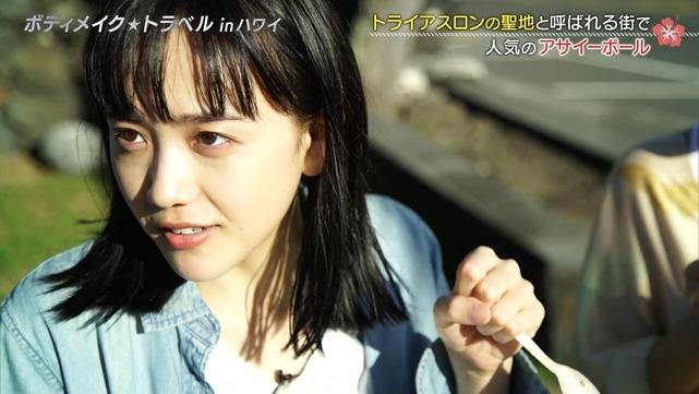 【松井愛莉キャプ画像】ケータイ欲しさにオーディション受けたら合格した女の子w 44