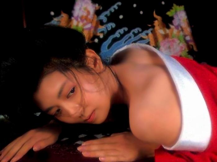 【南野陽子お宝画像】ナンノの艶めかしい濡れ場シーンと懐かしい水着姿! 27