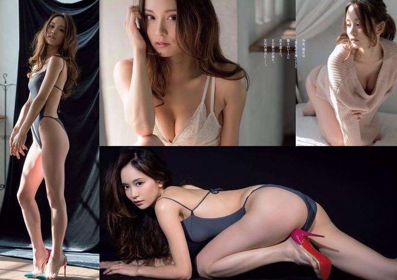 【三城千咲エロ画像】スタイル抜群な美人レースクイーンの現在が気になる! 60