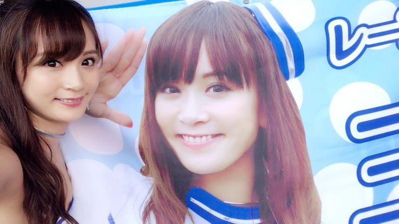 【三城千咲エロ画像】スタイル抜群な美人レースクイーンの現在が気になる! 73