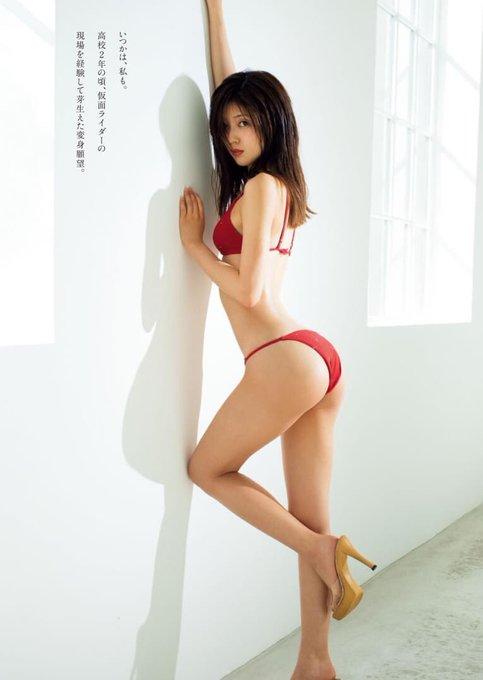 【工藤美桜グラビア画像】キラメイジャーや初水着グラビアで今年はノッてますね! 25
