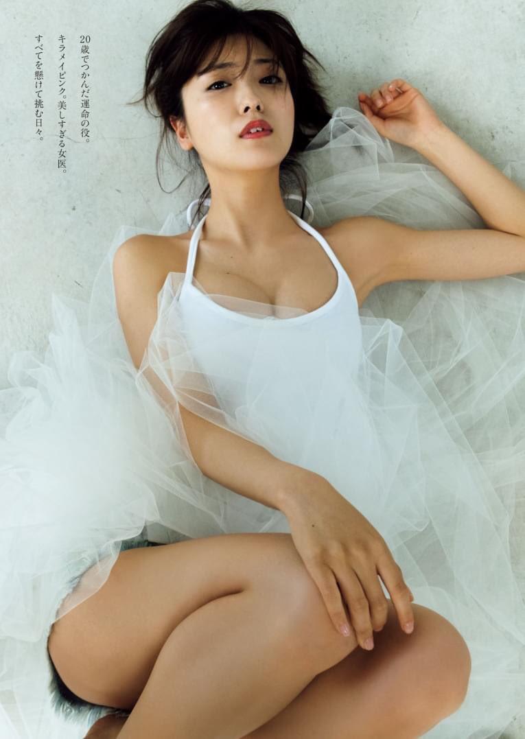 【工藤美桜グラビア画像】キラメイジャーや初水着グラビアで今年はノッてますね! 52