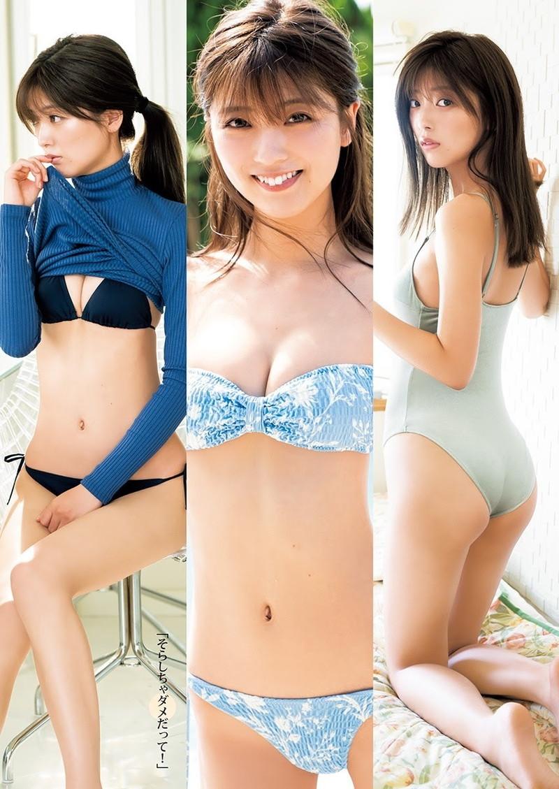 【工藤美桜グラビア画像】キラメイジャーや初水着グラビアで今年はノッてますね! 61