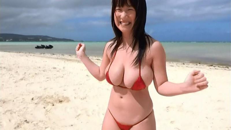 【桐山瑠衣キャプ画像】フリーでアラサーになっても頑張ってる爆乳巨尻お姉さん 66