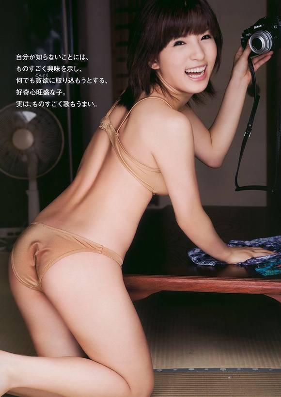 【松井絵里奈グラビア画像】真っ赤な紐ビキニが似合っててエロいスレンダーギャル 15