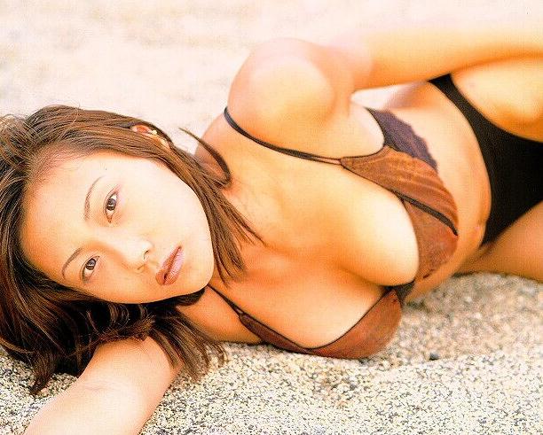 【松田千奈お宝画像】ギルガメでレギュラーしてたセクシーGカップグラドルの現在は? 07