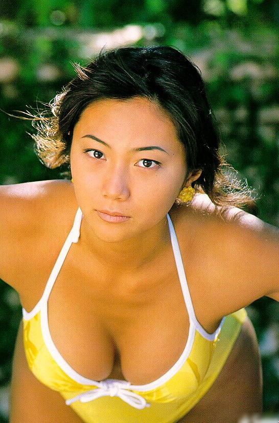 【松田千奈お宝画像】ギルガメでレギュラーしてたセクシーGカップグラドルの現在は? 19