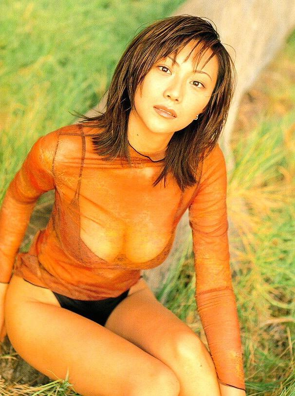 【松田千奈お宝画像】ギルガメでレギュラーしてたセクシーGカップグラドルの現在は? 38