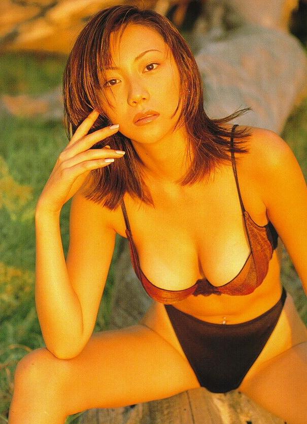【松田千奈お宝画像】ギルガメでレギュラーしてたセクシーGカップグラドルの現在は? 39