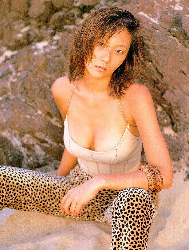 【松田千奈お宝画像】ギルガメでレギュラーしてたセクシーGカップグラドルの現在は? 45