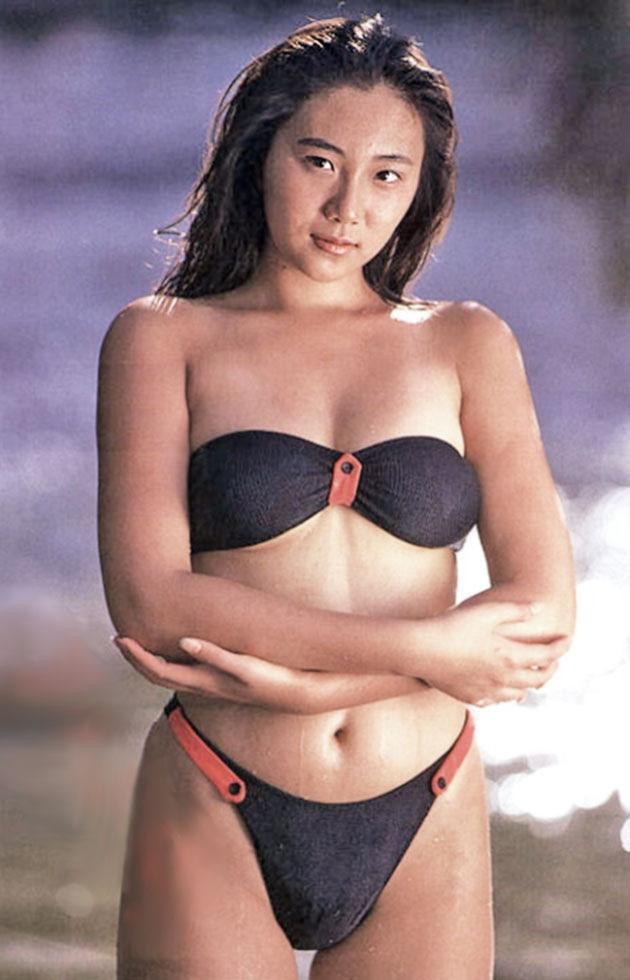 【松田千奈お宝画像】ギルガメでレギュラーしてたセクシーGカップグラドルの現在は? 54