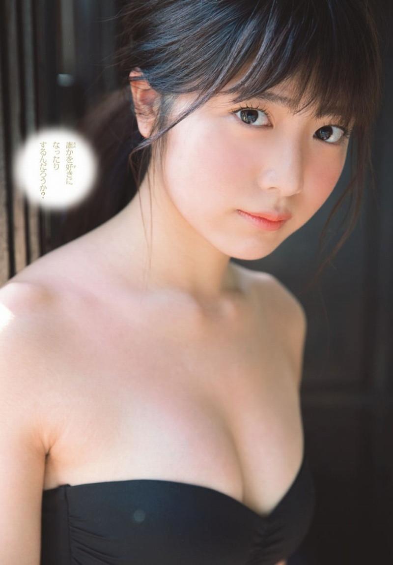 【吉田莉桜グラビア画像】アイドルみたいに激かわな美少女モデルのエッチな姿! 87
