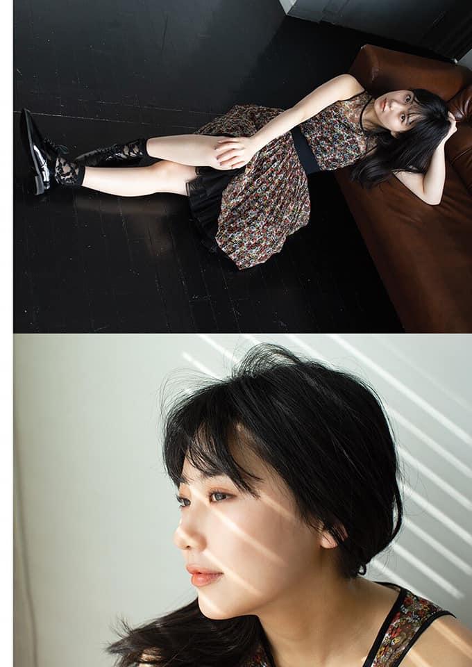 【田中美久エロ画像】水着グラビアでオッパイが大きいと評判のHKT48アイドル 48
