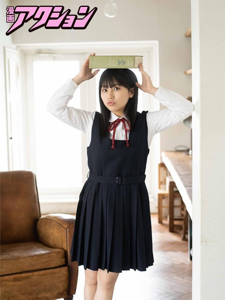 【田中美久エロ画像】水着グラビアでオッパイが大きいと評判のHKT48アイドル 50