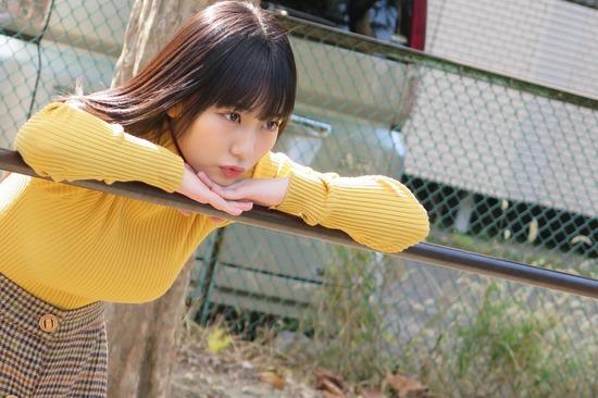 【田中美久エロ画像】水着グラビアでオッパイが大きいと評判のHKT48アイドル 67