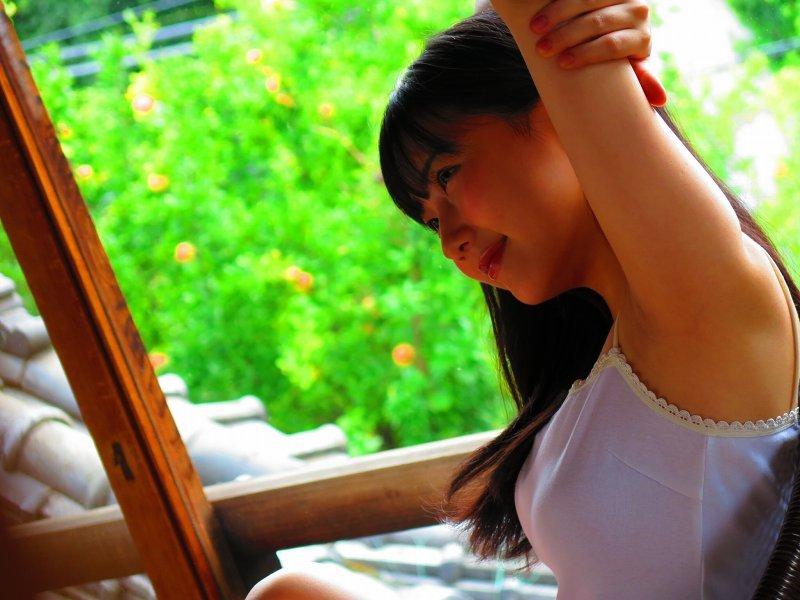 【田中美久エロ画像】水着グラビアでオッパイが大きいと評判のHKT48アイドル 75