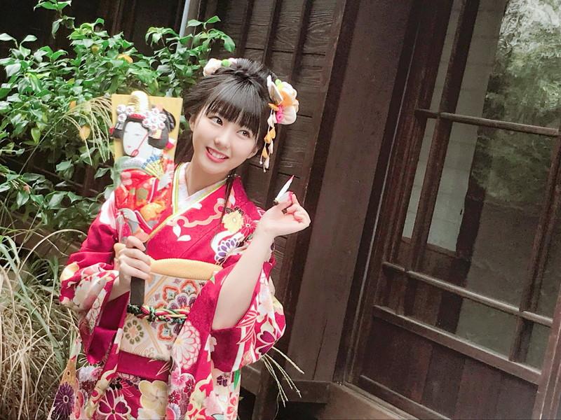 【田中美久エロ画像】水着グラビアでオッパイが大きいと評判のHKT48アイドル 80