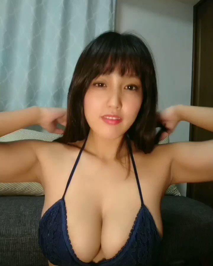 【日里麻美エロ画像】毎朝Gカップ巨乳を見せつける動画を撮ってる痴女グラドル 39