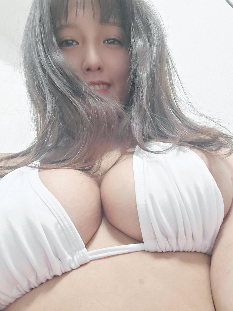 【日里麻美エロ画像】毎朝Gカップ巨乳を見せつける動画を撮ってる痴女グラドル 65