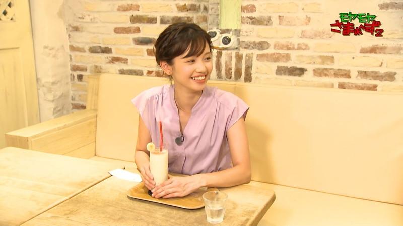 【女子アナキャプ画像】笑顔がとっても可愛らしい田中瞳ちゃんの食レポ! 41
