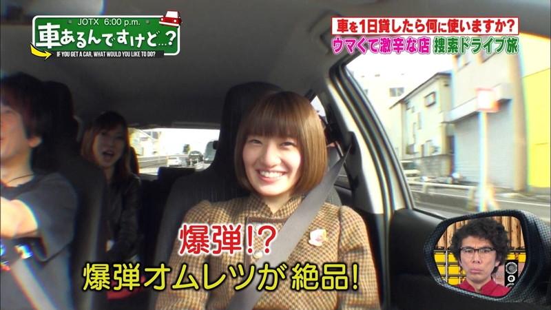 【中田花奈キャプ画像】可愛い乃木坂46アイドルが大口開けて激辛食レポw 12