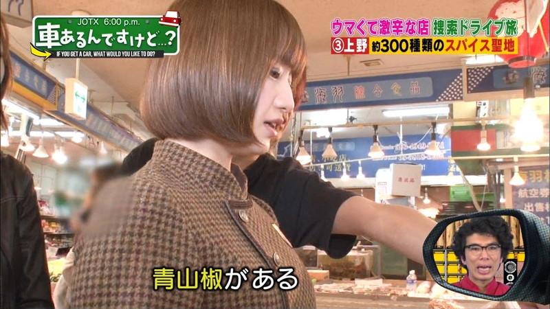 【中田花奈キャプ画像】可愛い乃木坂46アイドルが大口開けて激辛食レポw 32