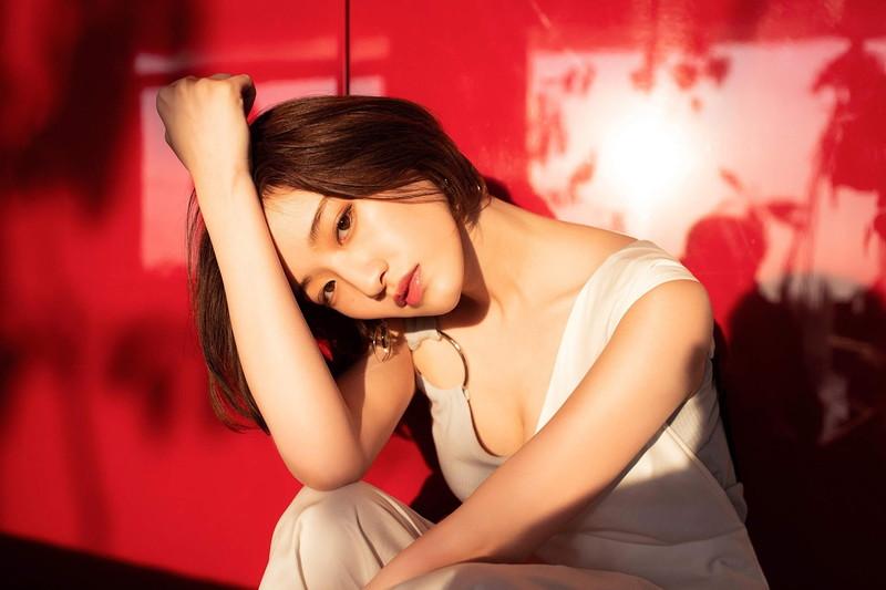 【中田花奈キャプ画像】可愛い乃木坂46アイドルが大口開けて激辛食レポw 40