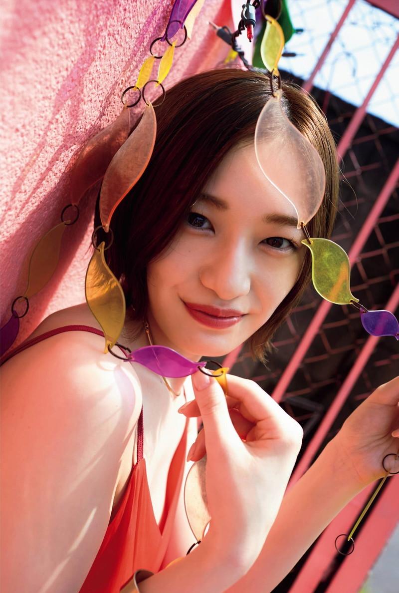 【中田花奈キャプ画像】可愛い乃木坂46アイドルが大口開けて激辛食レポw 43