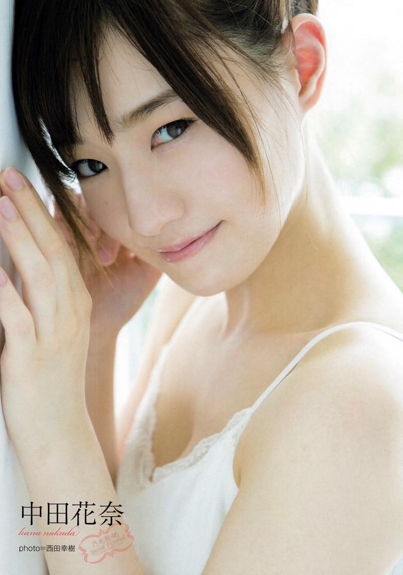 【中田花奈キャプ画像】可愛い乃木坂46アイドルが大口開けて激辛食レポw 51