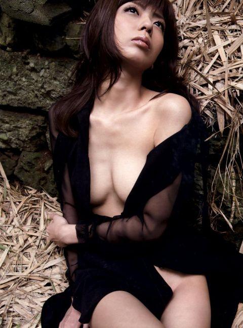【宮地真緒濡れ場画像】オーディションで特殊な自己PRして合格しちゃった女優w 22