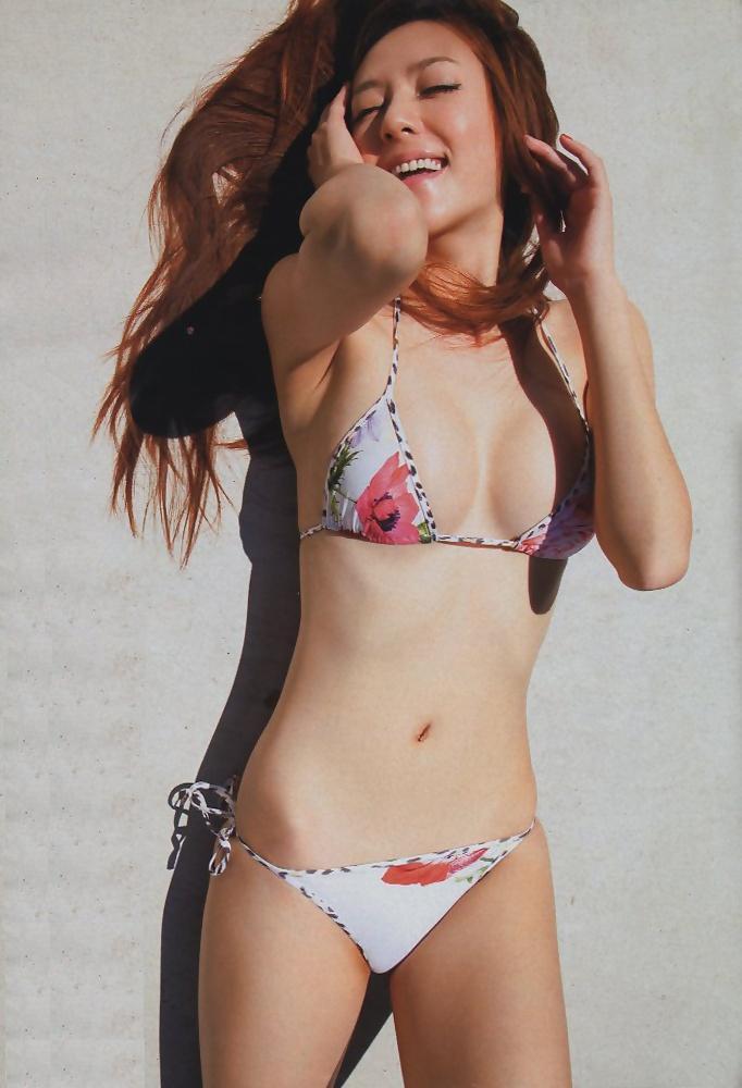 【Cicaグラビア画像】無国籍の9頭身美女が披露したセミヌードが結構エロかったなぁw 36