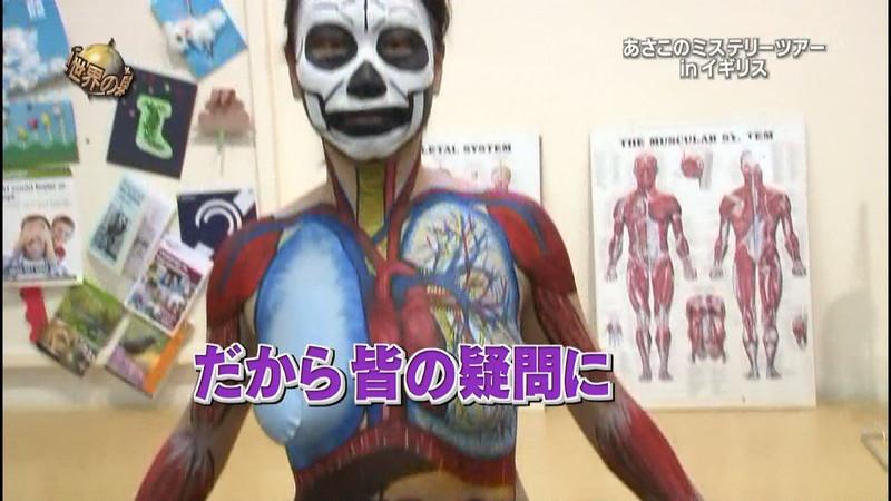 【いとうあさこエロ画像】こんなに身体を張ったロケしてたら放送事故があっても驚かんw 33