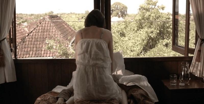 【三津谷葉子濡れ場画像】スタバ面接に合格してたら今頃一般人だったベテラン女優 09