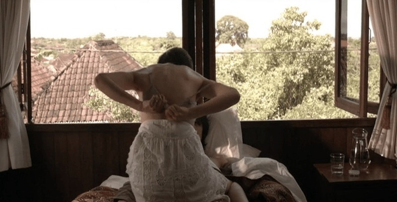 【三津谷葉子濡れ場画像】スタバ面接に合格してたら今頃一般人だったベテラン女優 10
