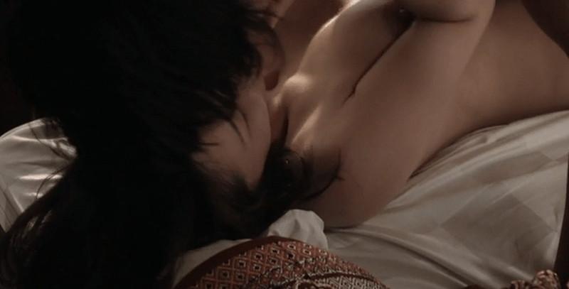 【三津谷葉子濡れ場画像】スタバ面接に合格してたら今頃一般人だったベテラン女優 47