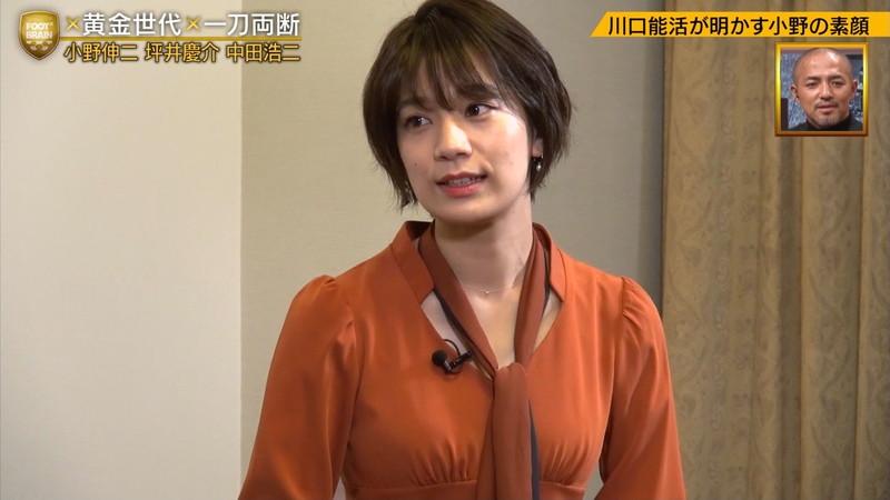 【佐藤美希キャプ画像】専属モデルをしていた美人タレントの大胆な疑似フェラ 18