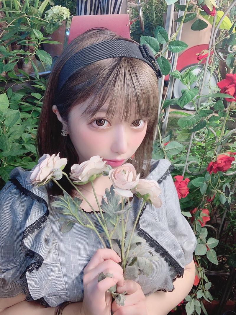 【ふぇりすみにょんエロ画像】アンバランスなミニマム巨乳ボディのエロカワ娘 17
