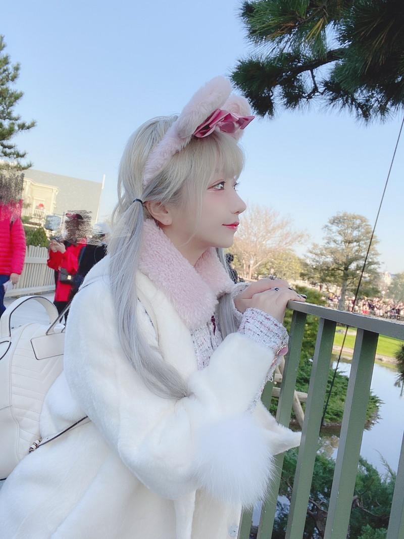 【ふぇりすみにょんエロ画像】アンバランスなミニマム巨乳ボディのエロカワ娘 46