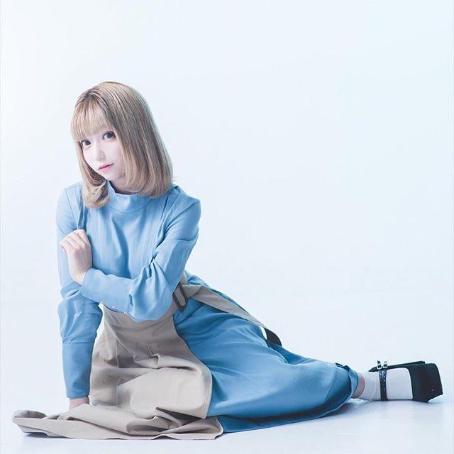 【ふぇりすみにょんエロ画像】アンバランスなミニマム巨乳ボディのエロカワ娘 67