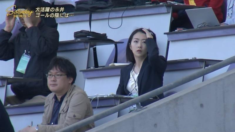 【副島萌生キャプ画像】おっぱいを見るためにNHKを観る人が続出の女子アナ画像 39