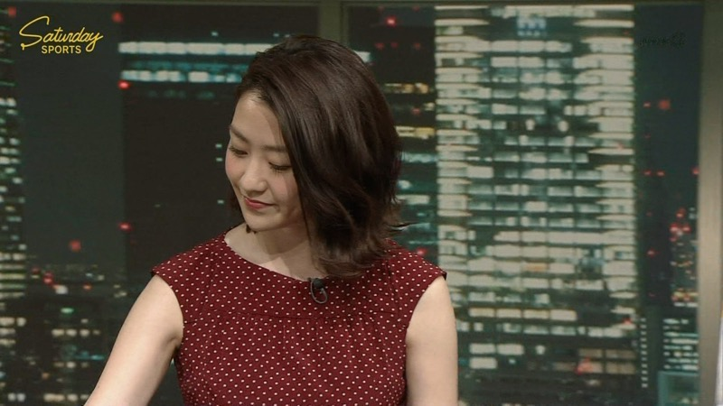 【副島萌生キャプ画像】おっぱいを見るためにNHKを観る人が続出の女子アナ画像 45